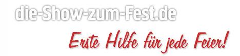 Die Show zum Fest Logo
